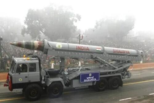 威慑中国?印度4天内试射3款新型导弹【www.smxdc.net】 全球新闻风头榜 第1张