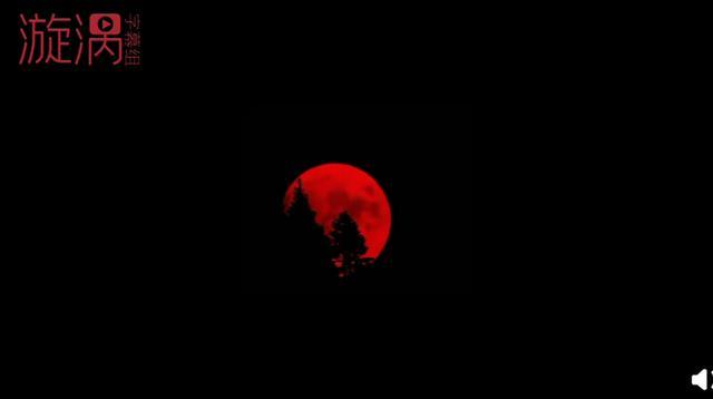 照片曝光!美加州出现血红色满月,气象专家解释原因【www.smxdc.net】 全球新闻风头榜 第1张