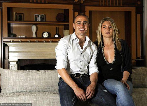 卡纳瓦罗:我8个月没见老婆了,见面第一件事就是遛弯【www.smxdc.net】 全球新闻风头榜 第1张