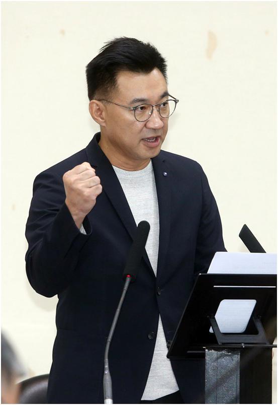 """有人提议中国国民党名称去掉""""中国"""",国民党主席江启臣回应了"""