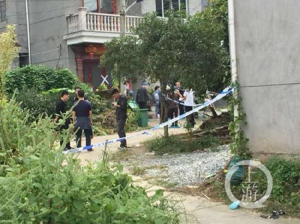 江西凶杀案致一家四口3死1伤,嫌犯仍在逃