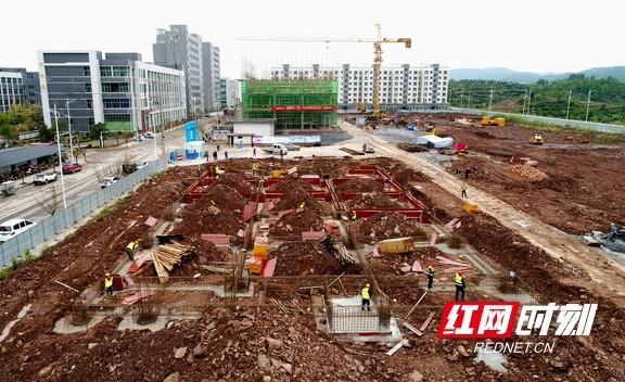 产业强县 今年麻阳5000万元以上新开工项目24个
