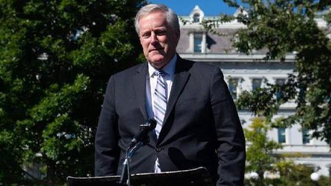 美22.5万人死于新冠,白宫办公厅主任:我们不会去控制疫情