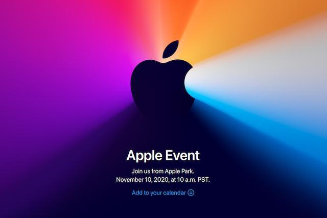 """苹果宣布11月10日举办Apple Silicon特别活动""""One more thing"""""""