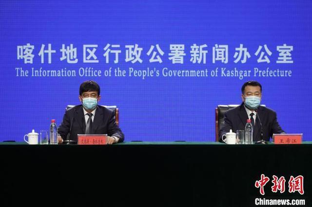 新疆喀什新增确诊2例无症状感染者116例 疏附将第四轮全员核酸检测