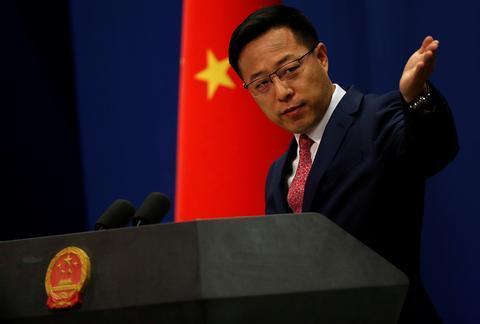 """澳贸易部长称中澳是否进行对话""""球在中方一边"""",外交部回应"""