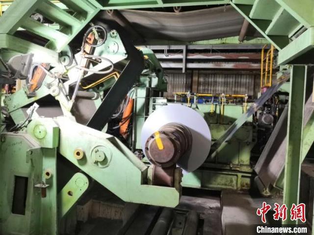 鞍钢硅钢产品首次打入核电领域