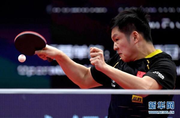 樊振东横扫郑荣植开启国际乒联总决赛卫冕之路