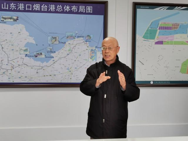 中韩海上高速绿色客货运输大通道为中韩烟台产业园助力