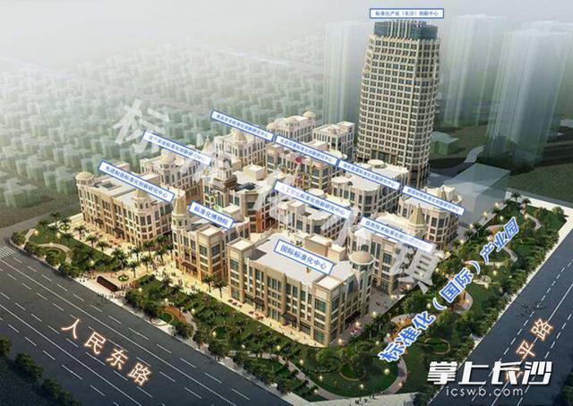 """让""""湖南标准""""走向世界,芙蓉标准化小镇2023年建成"""
