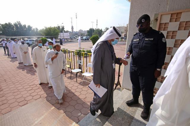 科威特举行新一届国民议会选举
