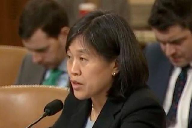 美媒:拜登将提名美籍华裔凯瑟琳·戴担任美国贸易代表