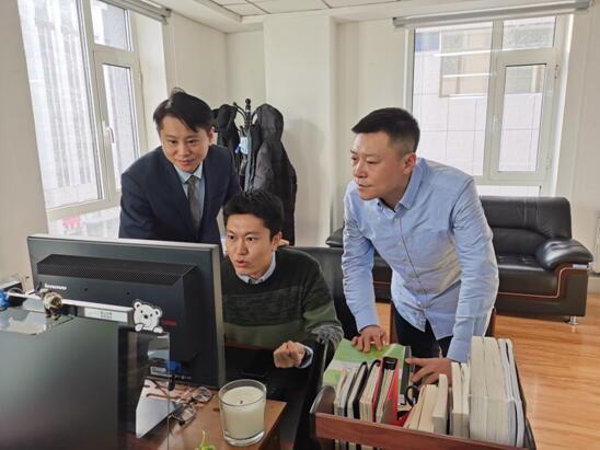 延边农商行龙井支行成功发放延边州首笔中征应收账款质押贷款