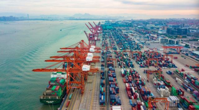 新华财经|前11个月全国市场采购贸易方式出口同比增33.7%
