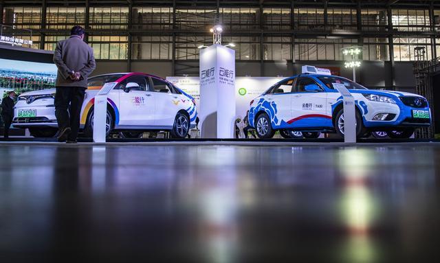 各地争相布局 加快培育新能源汽车产业