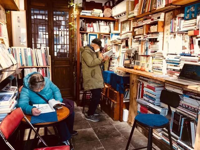 全国热搜!松江这家不借不卖的小书屋,你还没去过吗?插图11