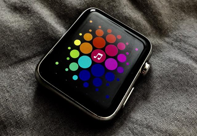 Apple Watch原型设备真机曝光:采用长方形设计插图1