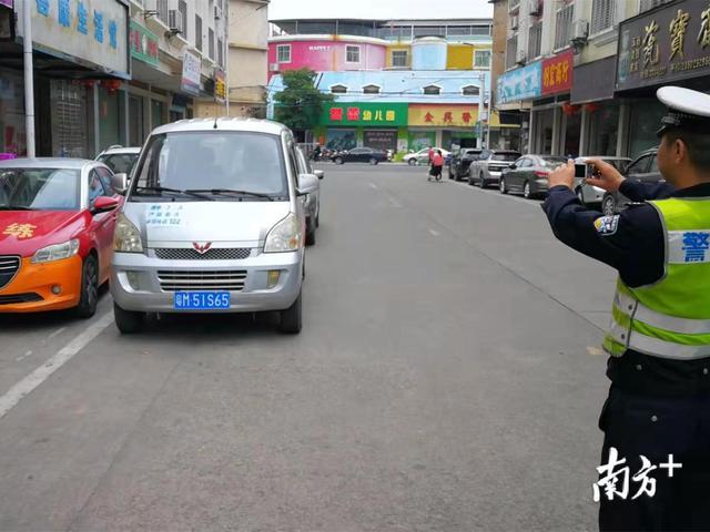 必须注意了!梅州兴宁交警重点整治及曝光这八类违停行为插图5