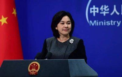 外媒询问中国会不会要求在华美企披露其与美国军方关系,华春莹回应