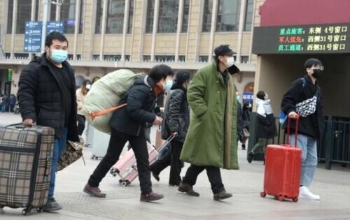 中国多地出现释放病案,肺炎疫情动态性再一次触动心弦