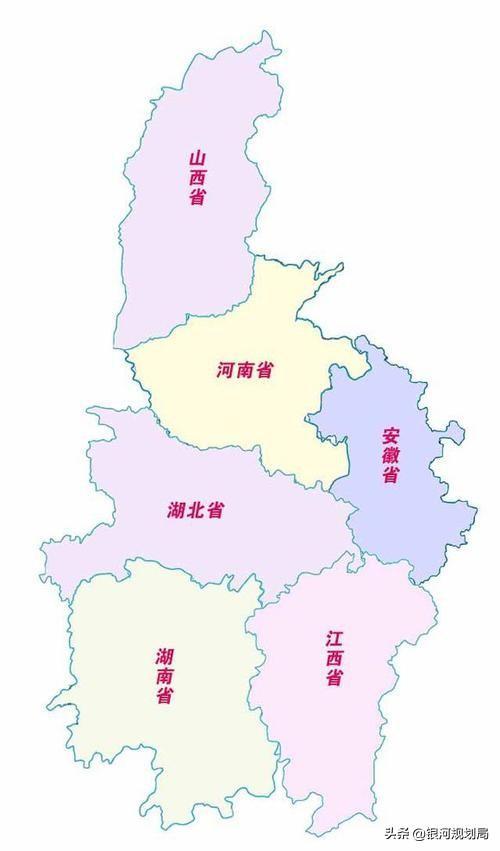 中部地区前三季度6省GDP汇总,湖南逆转湖北,河南领跑榜首