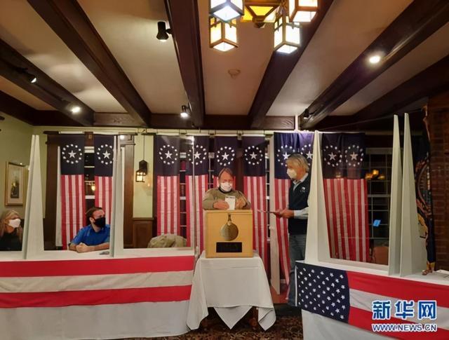 美国大选计票仍在继续 2名总统候选人得票数相当接近 全球新闻风头榜 第1张
