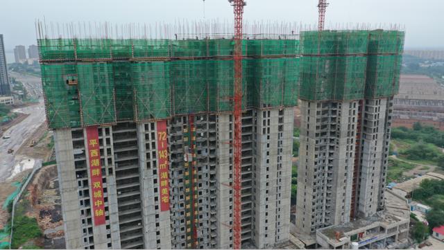 工程播报|中储·和悦府7月工程进度插图3