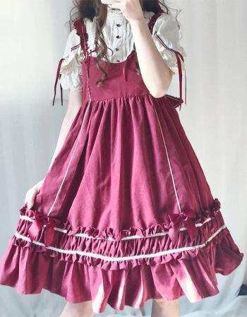 为什么现在痴迷lolita装扮的女孩子越来越多了?