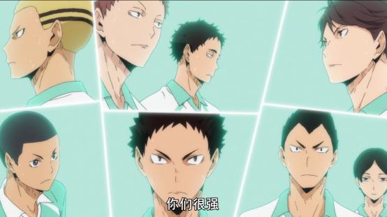 影山的日语,排球少年:影山曾经输给他两次,最后却要向他请教
