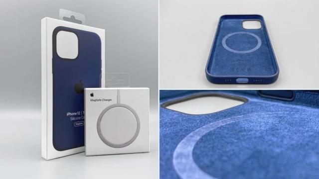 消费者已陆续收到苹果MagSafe充电器和保护壳