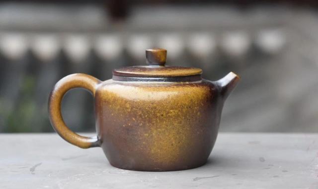 柴烧茶器为何如此珍贵?主要得益于四大价值 紫陶特点-第10张