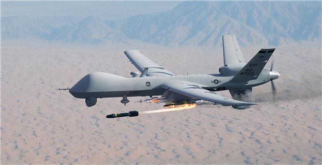 印度又不急于买MQ-9了:单价比F-35还贵,对制空权也没帮助