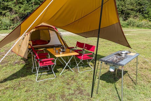 露營必備的帳篷品牌推薦,介紹5款值得入手的snow peak雪峰帳篷