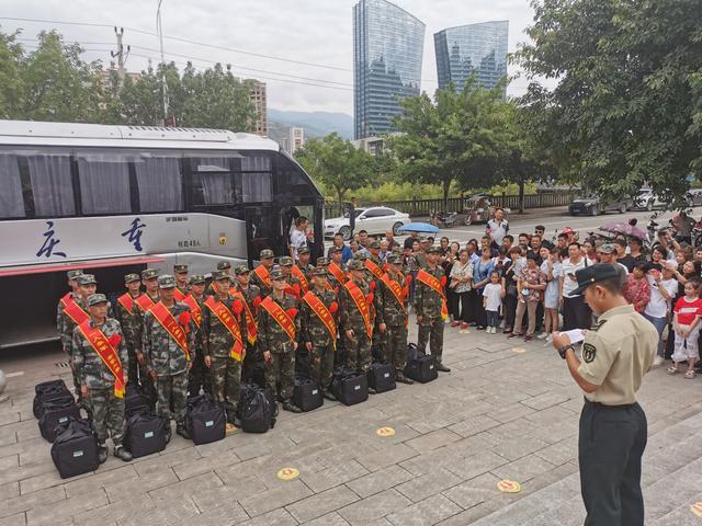 重庆市奉节县:投身军营展雄志,建功立业正当时-第5张