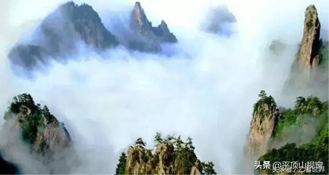 河南平顶山市6个值得一去的旅游景点,十一可以看看插图