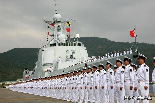 仅20年,中国打造全球规模最大舰队,美专家:速度之快,超出预期-第1张