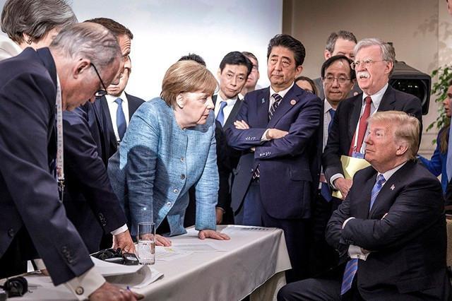 特朗普接连收到坏消息?短短2天内4国已团结起来,反制开始-第3张