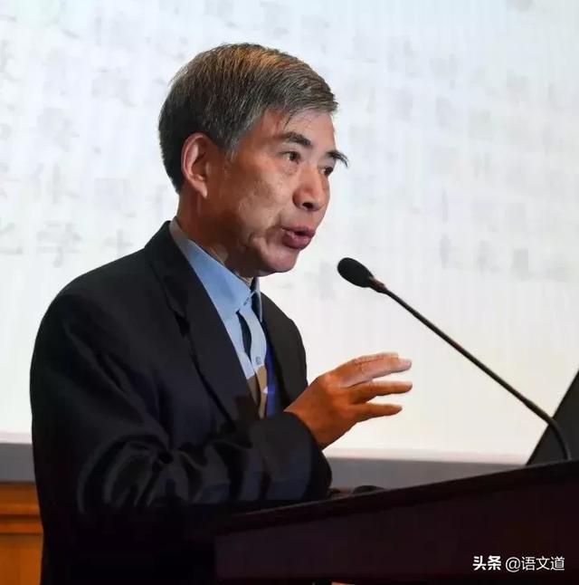 巢宗祺:语文学科如何提升学生的核心素养