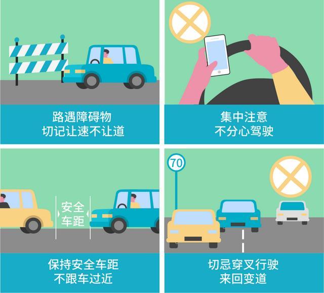 @一切司机,注重!这月起全国高速一致插图4