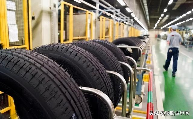 四大轮胎项目,登上重要榜单