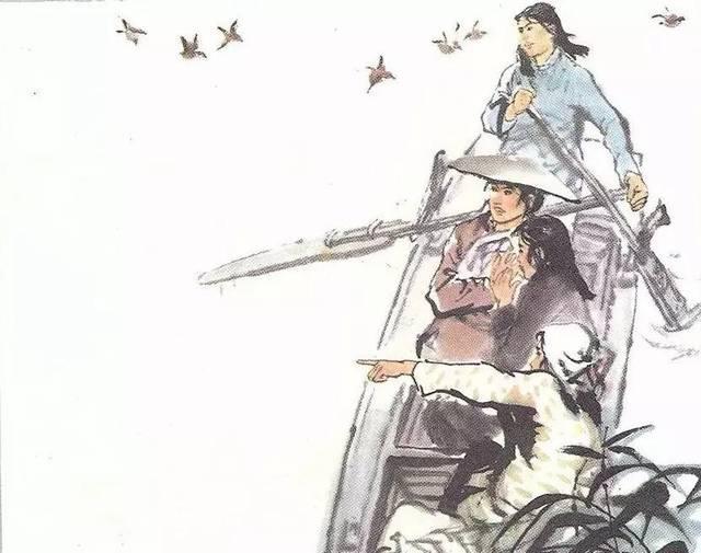 《荷花淀》里隐含在朴素叙事语调中的诗性世界与还乡情怀