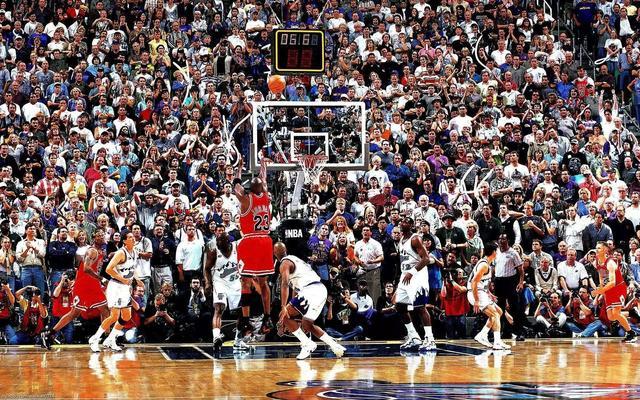 当之无愧!乔丹纪录片拯救NBA,只用两集就彻底征服后辈新秀_加拿大28群