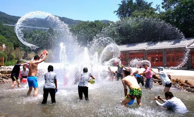 禹州大鸿寨第三届泼水季将于7月11日盛大开启!