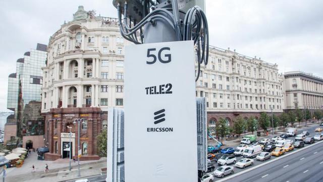 爱立信联手Tele2,已在俄罗斯建成2万5千个5G基站【www.smxdc.net】