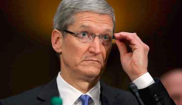 """库克""""慌了""""!微信群再次出击,美国:你这是在对我表达""""不满""""?-微信群群发布-iqzg.com"""