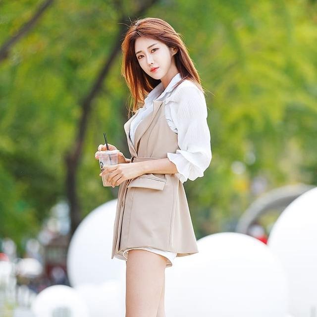 韩国高冷车模柳多妍,翘圆臀加大长腿性感魅惑,臀腿综合训练打造插图3