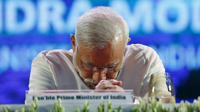 联合国大会上公开叫板,莫迪:印度牺牲了太多,我们还要等多久?-第2张