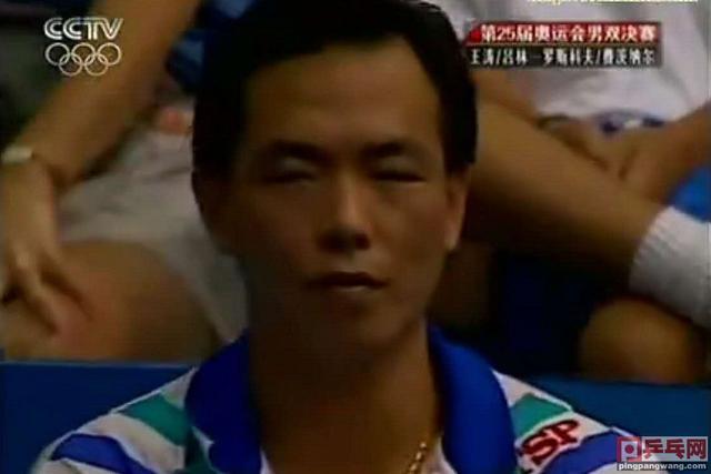 王涛吕林最牛一战,巴塞罗那奥运会击败世乒赛男双冠军,勇夺金牌-第3张