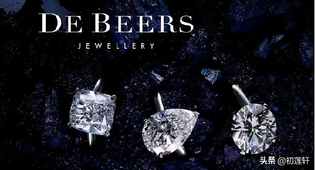 德比尔斯发布试验室培育钻石知名品牌