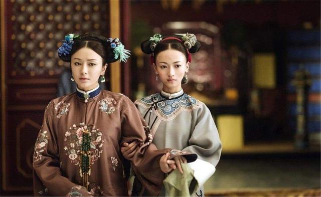 顺治与佟妃小说,清朝唯一直接被送入宫的秀女,历五朝封皇贵妃,家族出了三位皇后